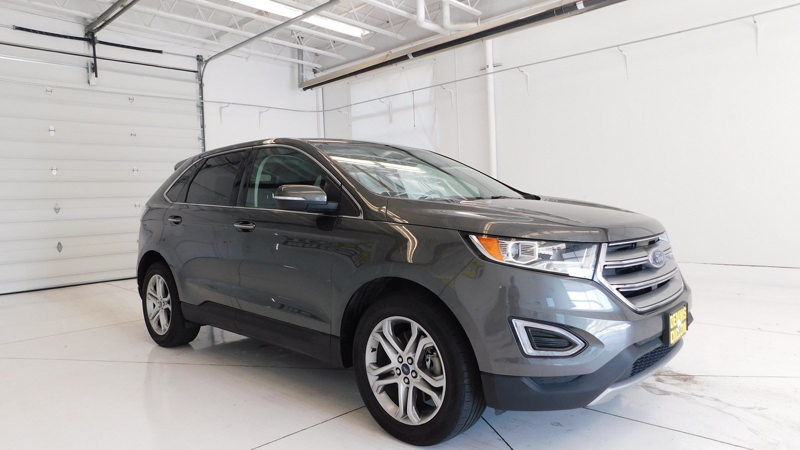 Pre-Owned 2017 Ford Edge Titanium