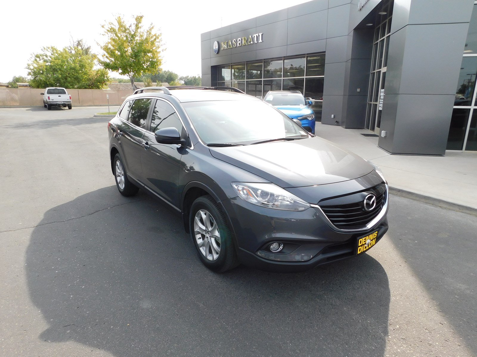 Pre Owned 2014 Mazda CX 9 Touring