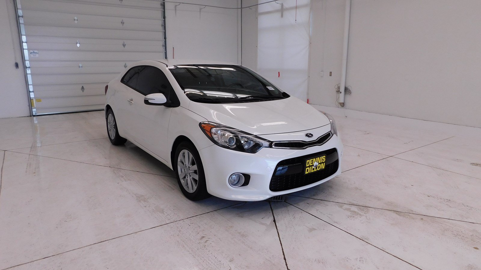Certified Pre-Owned 2015 Kia Forte Koup EX
