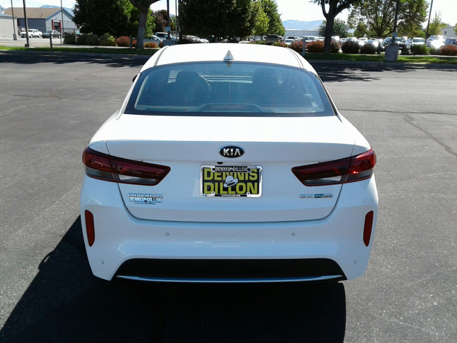 New 2020 Kia Optima Hybrid EX