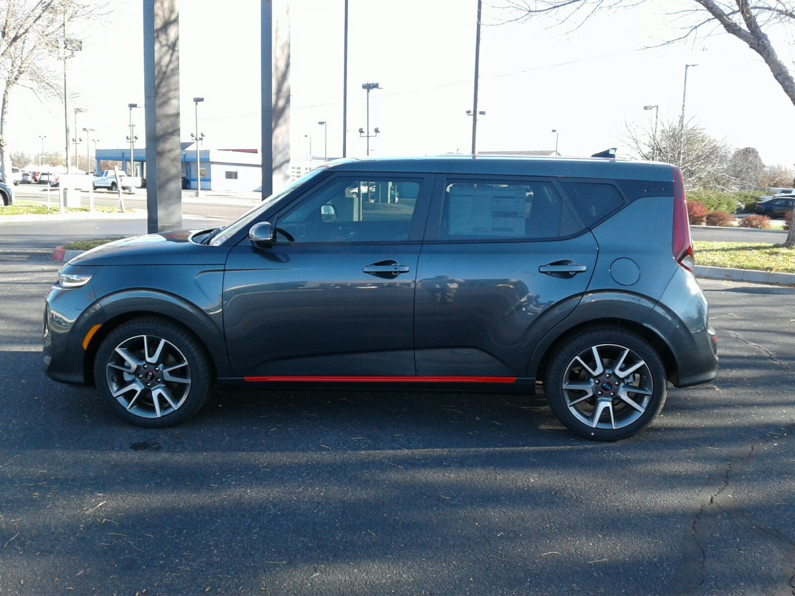 New 2020 Kia Soul Gt Line Turbo Hatchback In Boise K2l217